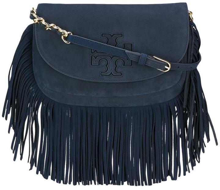 Tory Burch Tory Burch fringed shoulder bag