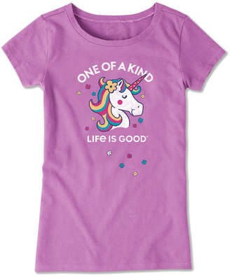 Life is Good One Of A Kind Crusher T-Shirt