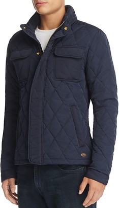Scotch & Soda Peached Quilted Jacket $245 thestylecure.com