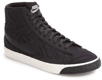 Nike Blazer High Top Sneaker (Women) $120 thestylecure.com