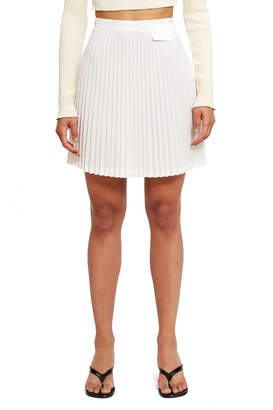 Margaret Howell X Fred Perry Pleated Skirt