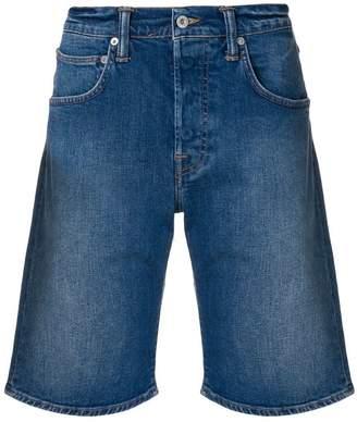 Edwin classic denim shorts