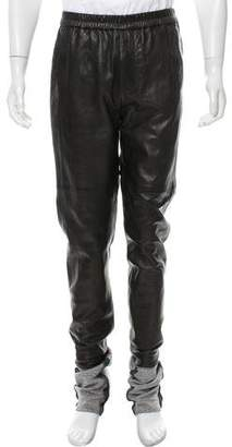 3.1 Phillip Lim Leather Woven Pants w/ Tags