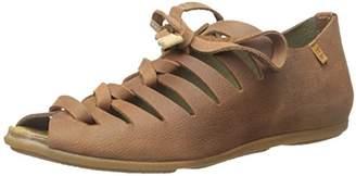 El Naturalista Women's ND52 Stella Wedge Sandal