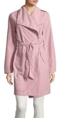 Vero Moda Elina Self-Tie Trench Coat