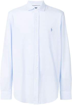 Polo Ralph Lauren classic plain shirt