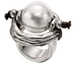 Uno de 50 A Pearl Of Wisdom Ring