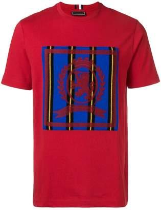 Tommy Hilfiger stripe crest T-shirt