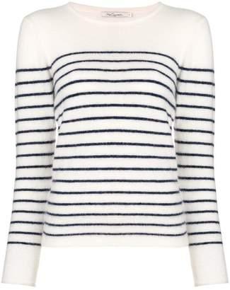 Mes Demoiselles striped fine knit sweater