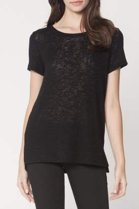 Comune Michelle By Soft Black Tee