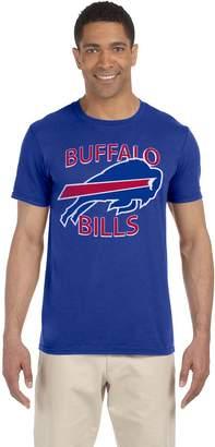 """Buffalo David Bitton NFL Bills Men's Tee """"Bills Logo"""" (LG)"""
