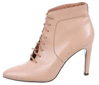 Opening Ceremony Mirzam Leather Ankle Boots