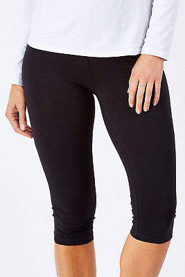 Beyonce NEW Betty Basics Womens Leggings 3/4 Leggings - Bottoms