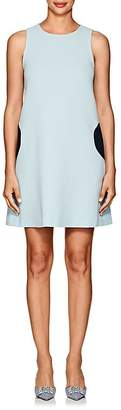 Lisa Perry Women's Wool Crepe A-Line Dress