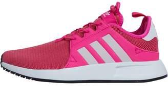 8b25e0a26ef2 adidas Junior X PLR Trainers Shock Pink/Footwear White/Shock Pink