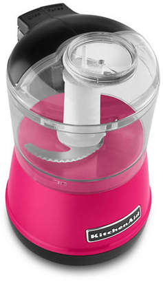 Kitchenaid 3.5 Cup Food Chopper with One Touch Operation and 2 Speeds