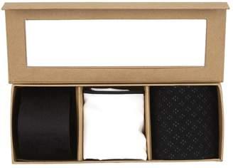 The Tie Bar Designer Paisley Gift Set