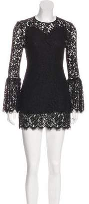 Rachel Zoe Lace Mini Dress