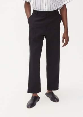 Deveaux Double-Faced Wool Work Pant