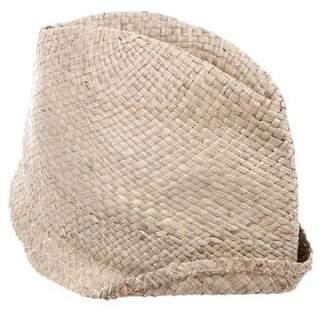 Rag & Bone Straw Bucket Hat