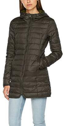 Only Women's Onltahoe Aw Hooded Coat Cc OTW Jacket,(Manufacturer Size: Small)