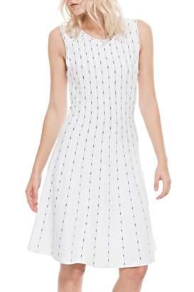 Adore Knit Stripe Dress