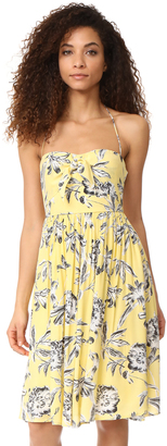 BB Dakota Joss Lily Printed Dress $105 thestylecure.com