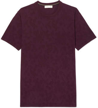 Etro Paisley-Print Cotton-Jersey T-Shirt