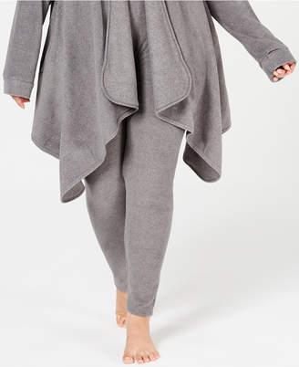 Cuddl Duds Plus Size Stretch Fleece Leggings