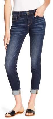 Driftwood Marilyn Faryed Hem Skinny Jeans