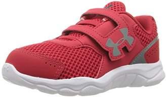 Under Armour Men's Infant Engage 3 Adjustable Closure Sneaker