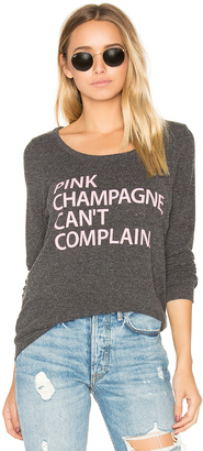 Chaser Pink Champagne Pullover $79 thestylecure.com