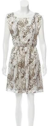 Alice + Olivia Silk Mini Dress w/ Tags