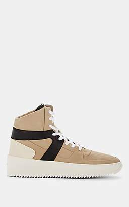 Fear Of God Men's Basketball Leather Sneakers - Beige, Tan