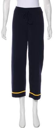 Chinti and Parker Cashmere Mid-Rise Pants