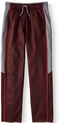 Athletic Works Boys' Tricot Active Pant