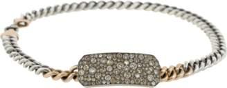 SYLVA & CIE Champagne Diamond Ten Table Wrap Bracelet/Choker