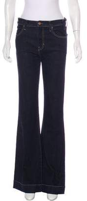 Elizabeth and James Linda Mid-Rise Jeans