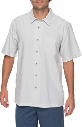 Quiksilver Waterman Collection Cane Island Shirt