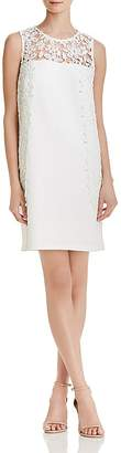 Nanette Lepore nanette Lace-Detail Knit Dress