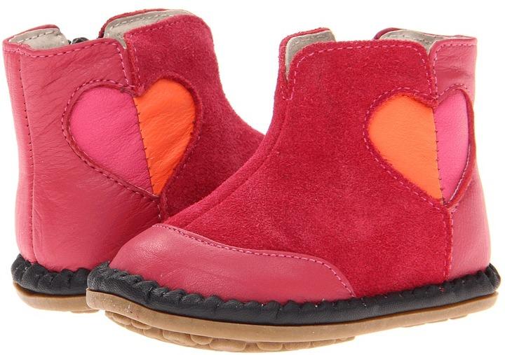 See Kai Run Kids - Molly (Toddler/Youth) (Berry) - Footwear