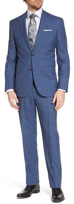 David Donahue Ryan Classic Fit Suit