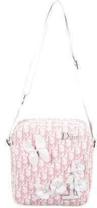 Christian Dior Girly Embellished Crossbody Bag