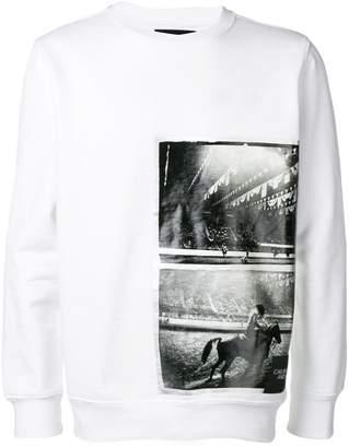 Calvin Klein Jeans x Andy Warhol photographic sweatshirt