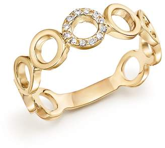 KC Designs 14K Yellow Gold Diamond Band