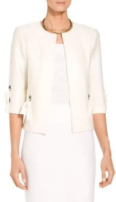 St. John Caris Knit Jacket