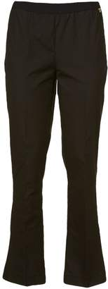 Twin-Set Twinset Flared Cropped Trousers