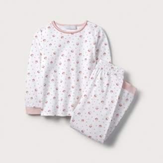52610f50 The White Company Cherry Floral Print Pyjamas (1-12yrs), Multi, 2