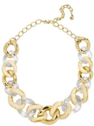 """BaubleBar Fabia Statement Chain Necklace, 19"""""""