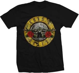 Bravado Guns N Roses Distressed Bullet T-Shirt